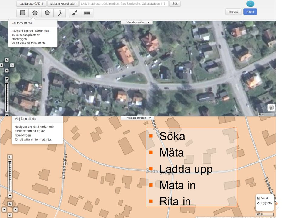 Vad är GIS i Ledningskollen