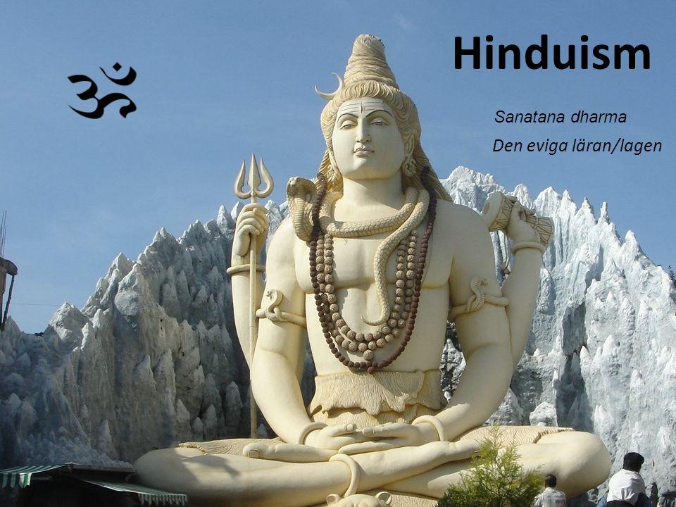 Hinduism Sanatana dharma Den eviga läran/lagen