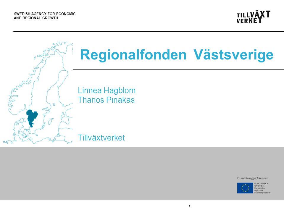 Regionalfonden Västsverige