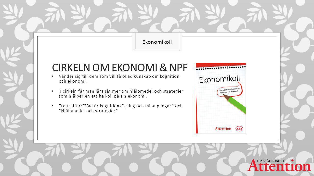 Cirkeln OM EKONOMI & NPF