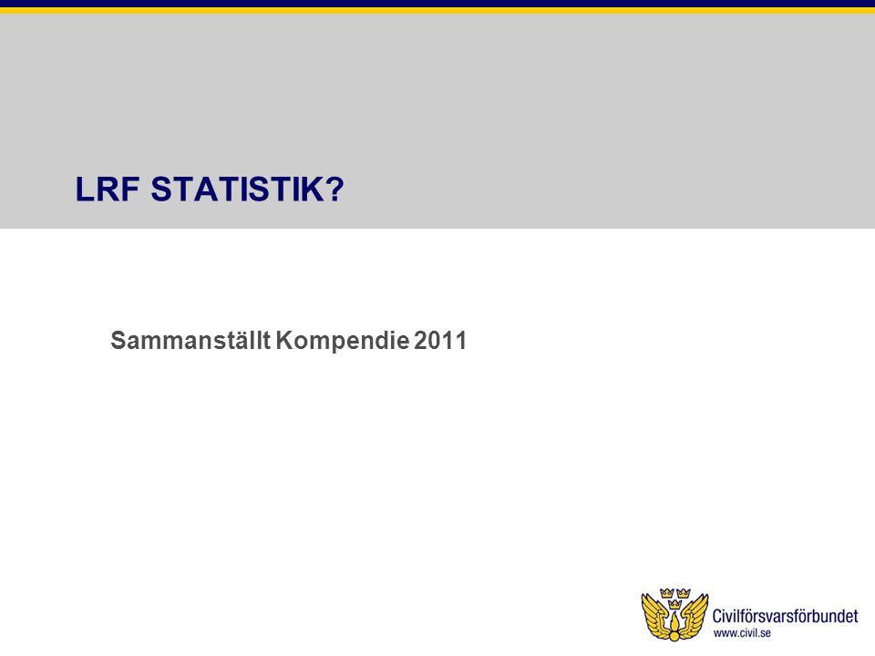 LRF STATISTIK Sammanställt Kompendie 2011