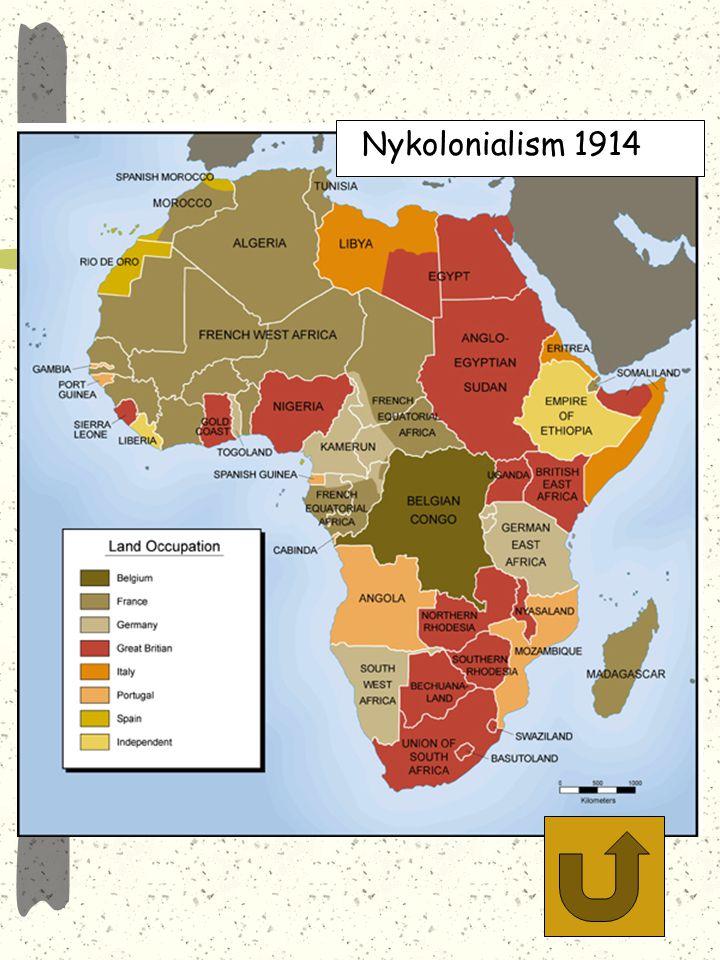 Nykolonialism 1914