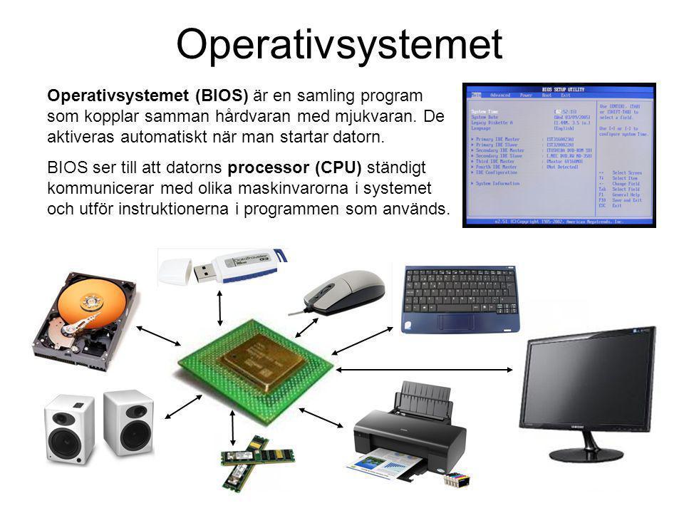 Operativsystemet