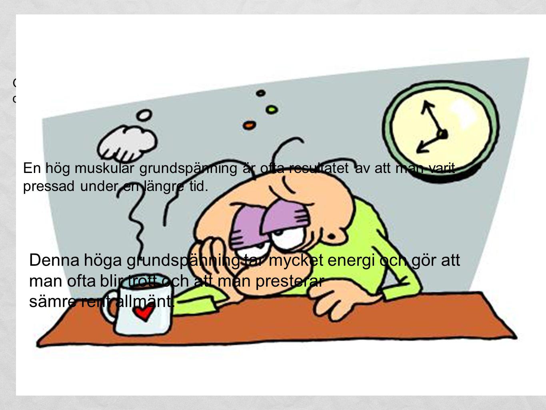 Motarbeta trötthet – med mental träning