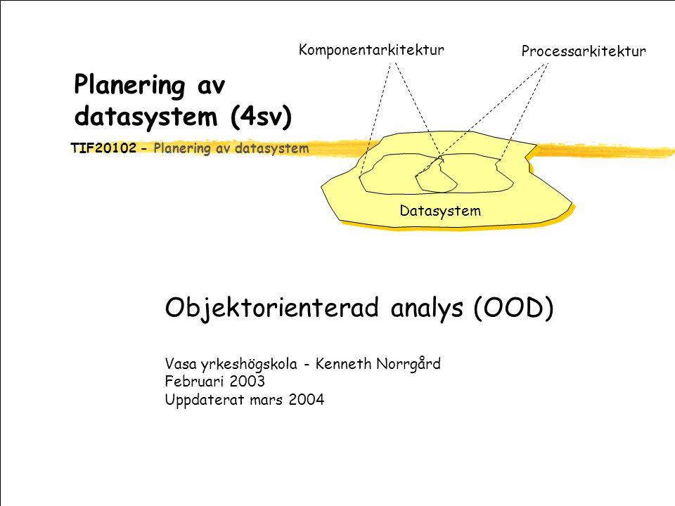Planering av datasystem (4sv)