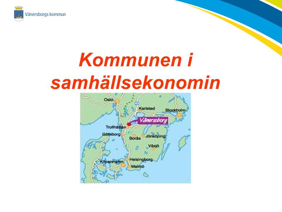 Kommunen i samhällsekonomin