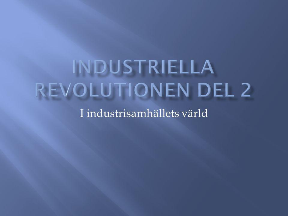 Industriella revolutionen del 2
