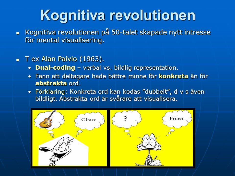 Kognitiva revolutionen