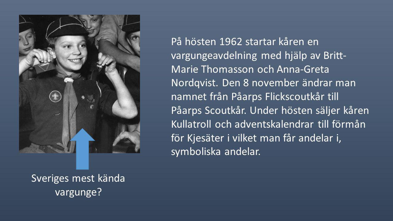 Sveriges mest kända vargunge