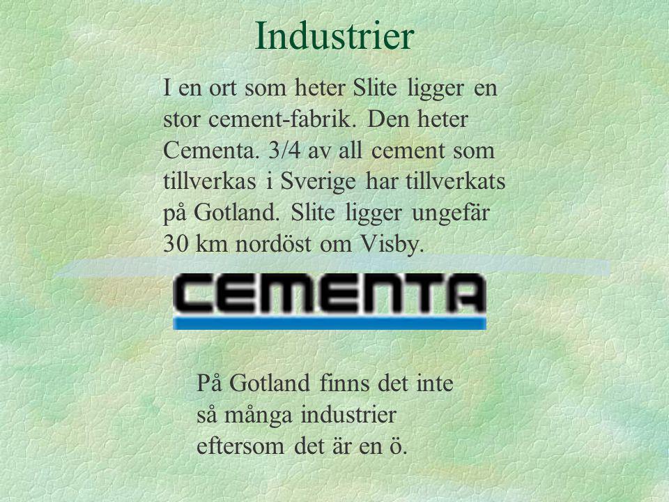 Industrier