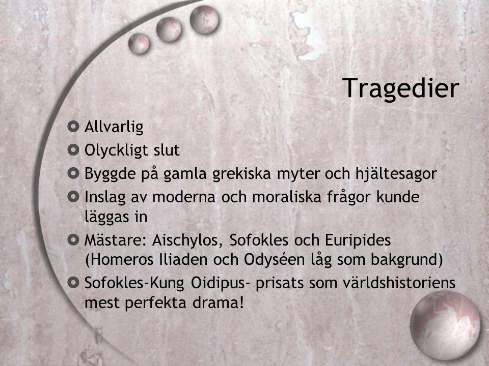 Tragedier Allvarlig Olyckligt slut