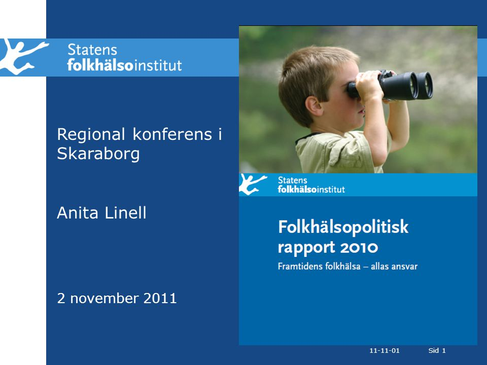 Regional konferens i Skaraborg