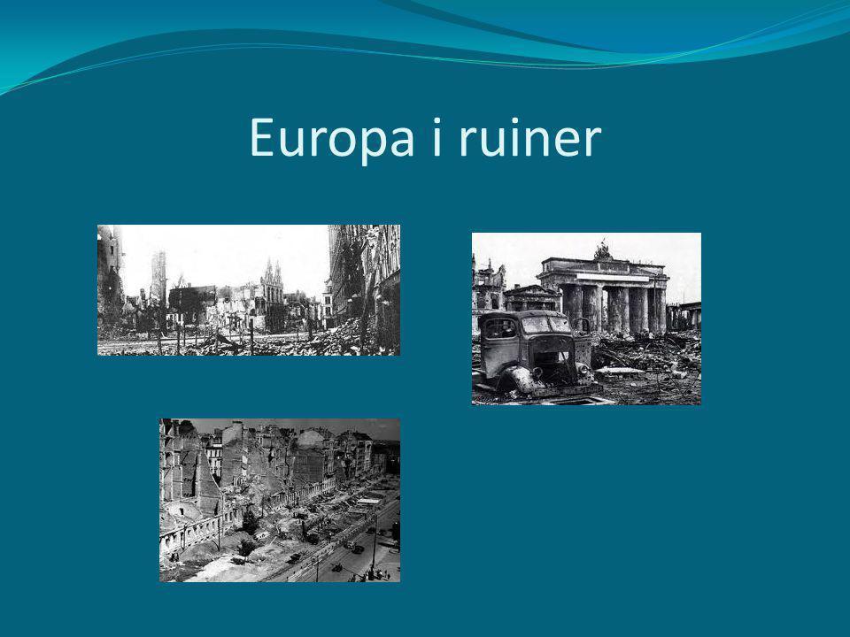 Europa i ruiner