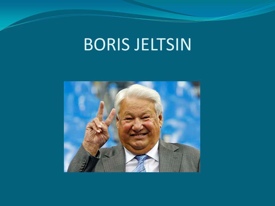 BORIS JELTSIN