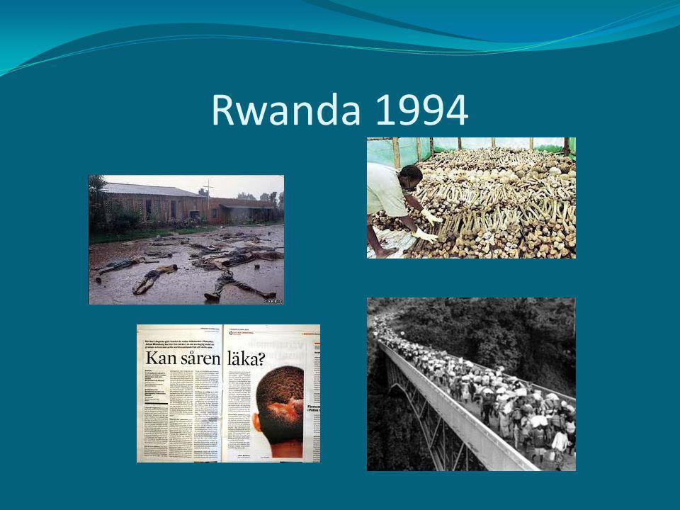 Rwanda 1994