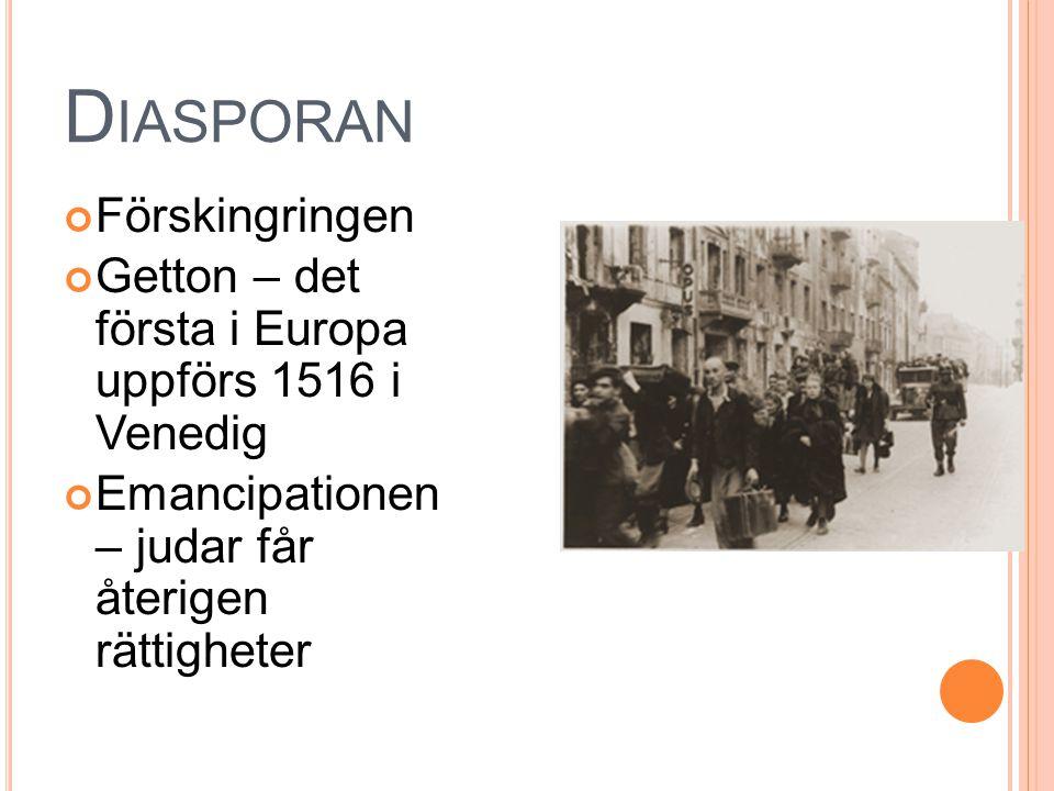 Diasporan Förskingringen