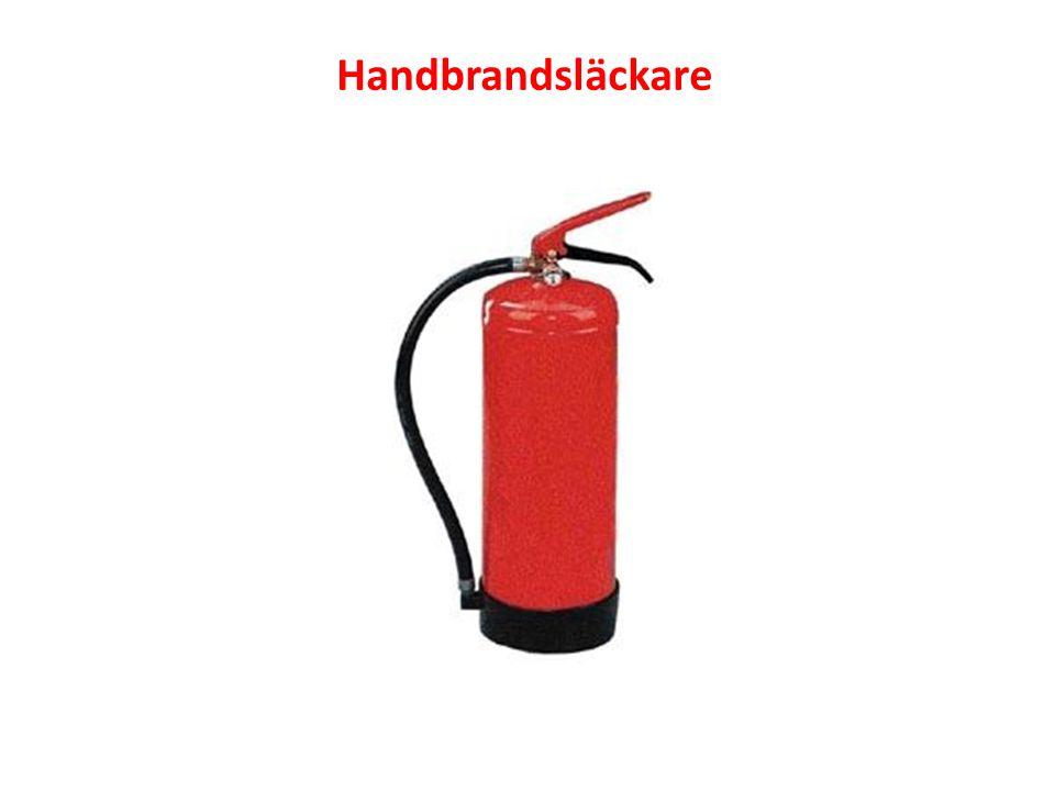 Handbrandsläckare