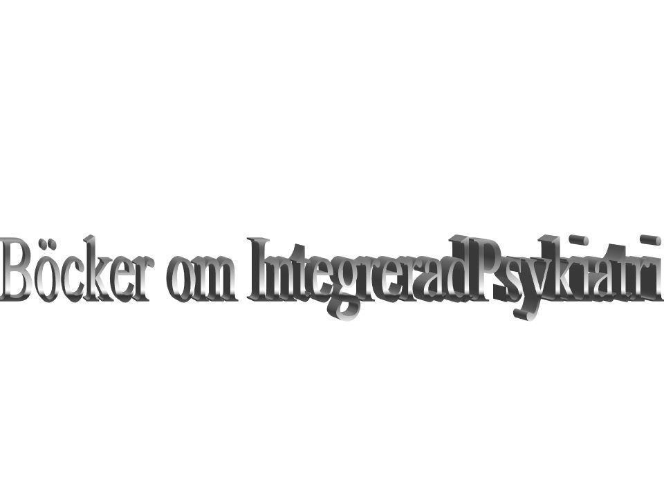 Böcker om IntegreradPsykiatri