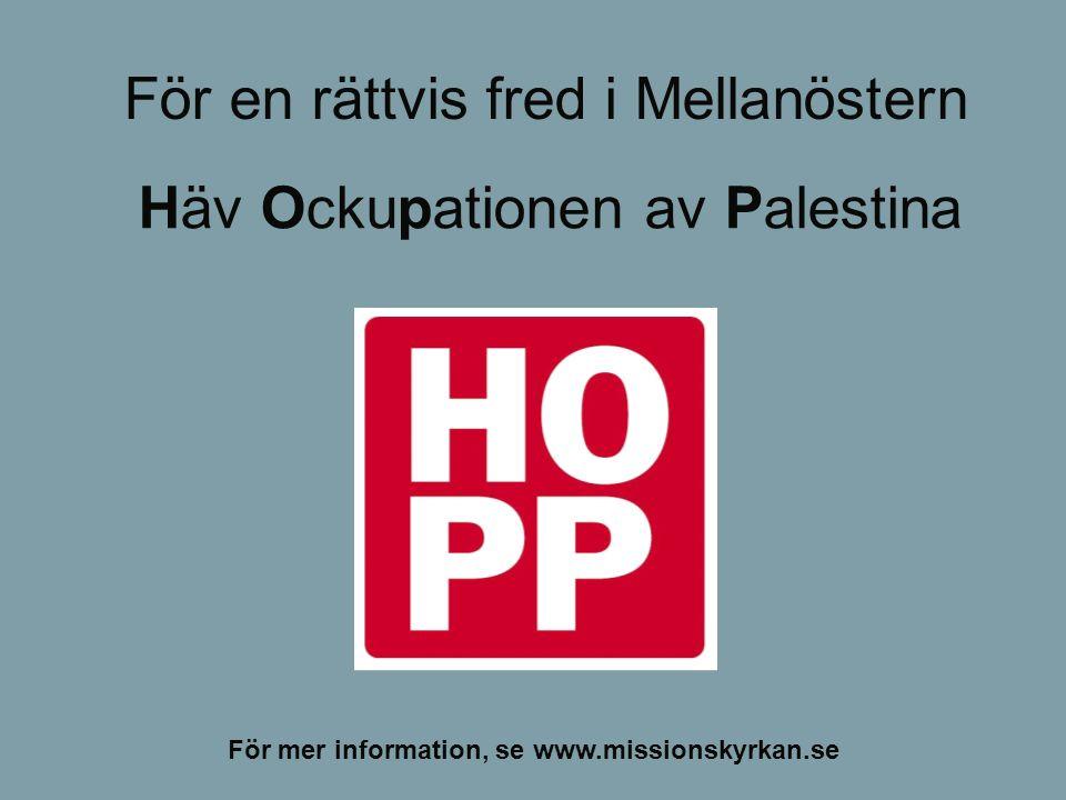 För mer information, se www.missionskyrkan.se