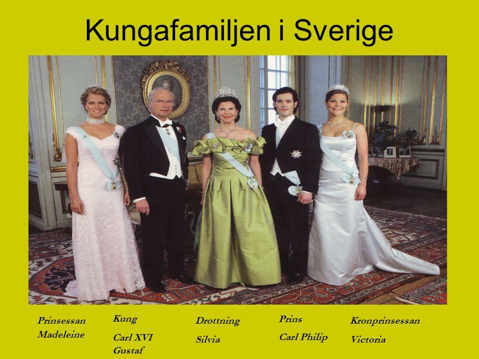 Kungafamiljen i Sverige
