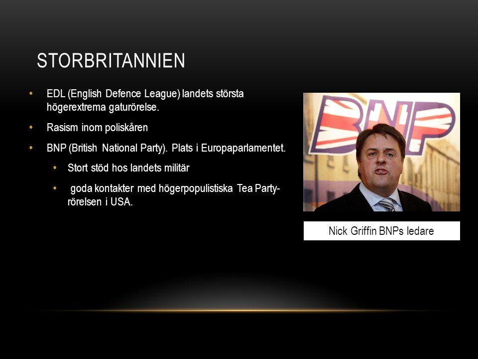 Nick Griffin BNPs ledare