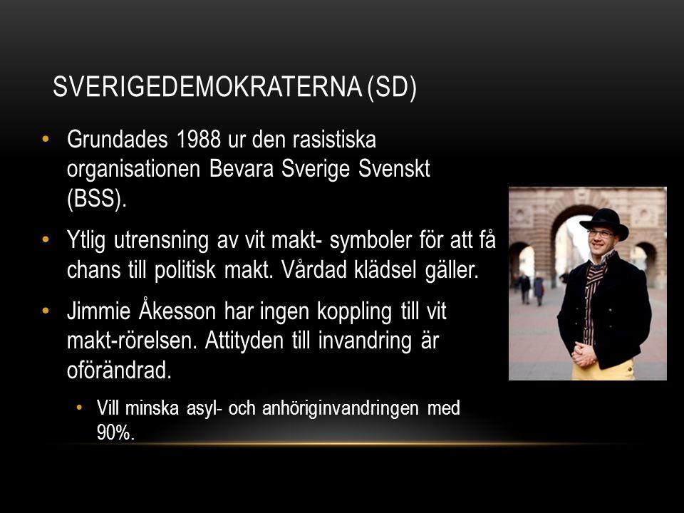 Sverigedemokraterna (SD)
