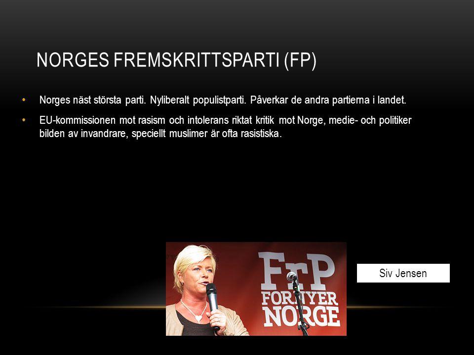 Norges Fremskrittsparti (FP)