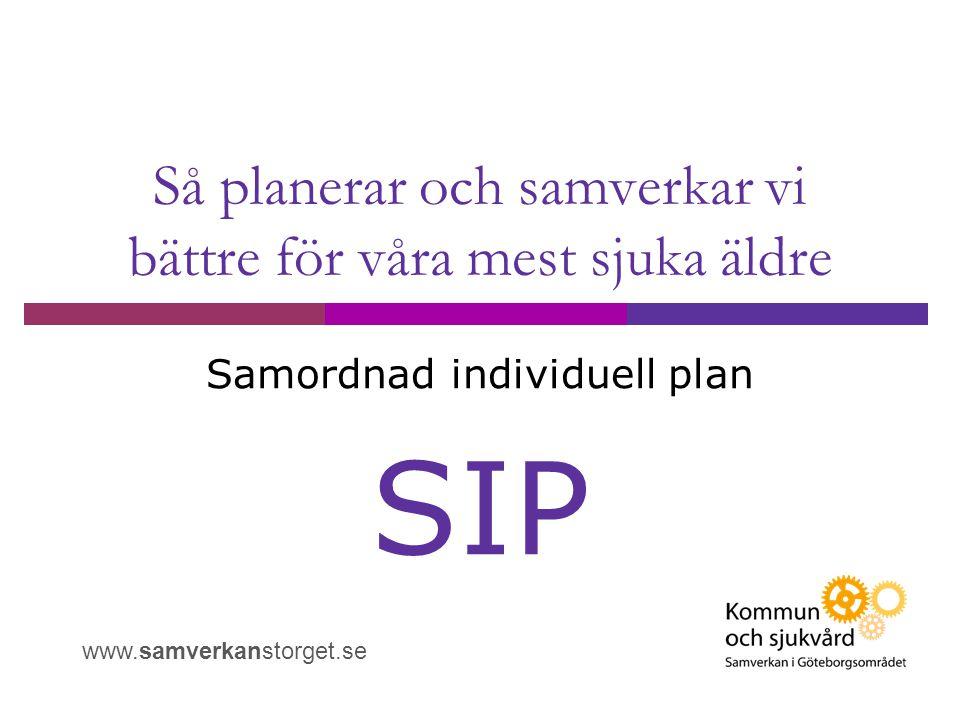 Så planerar och samverkar vi bättre för våra mest sjuka äldre