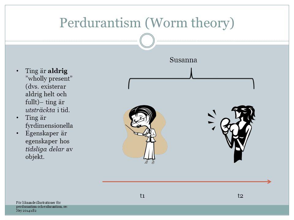 Perdurantism (Worm theory)