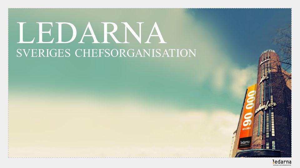 LEDARNA SVERIGES CHEFSORGANISATION