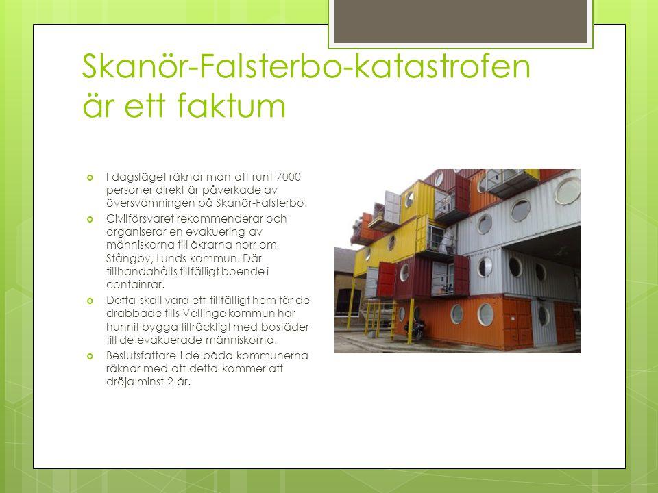 Skanör-Falsterbo-katastrofen är ett faktum