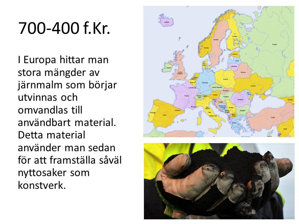 700-400 f.Kr.