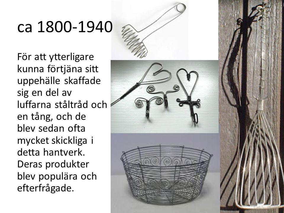 ca 1800-1940