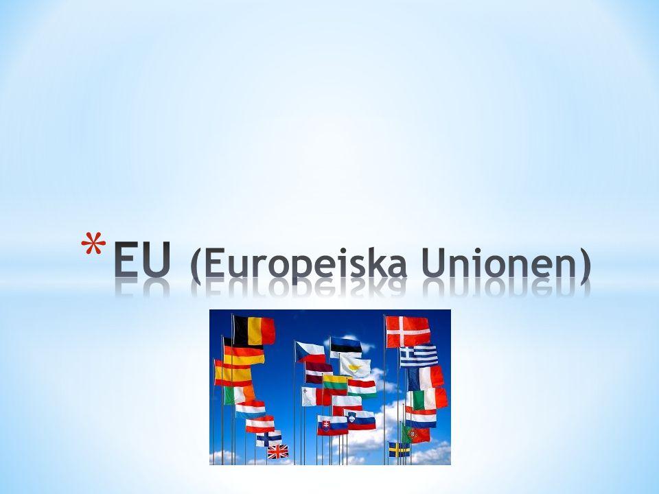 EU (Europeiska Unionen)