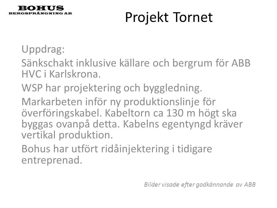 Projekt Tornet Uppdrag: