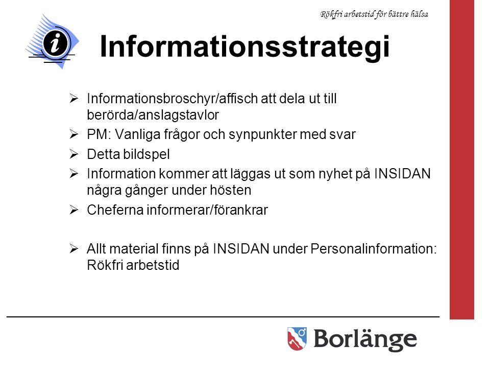 Informationsstrategi