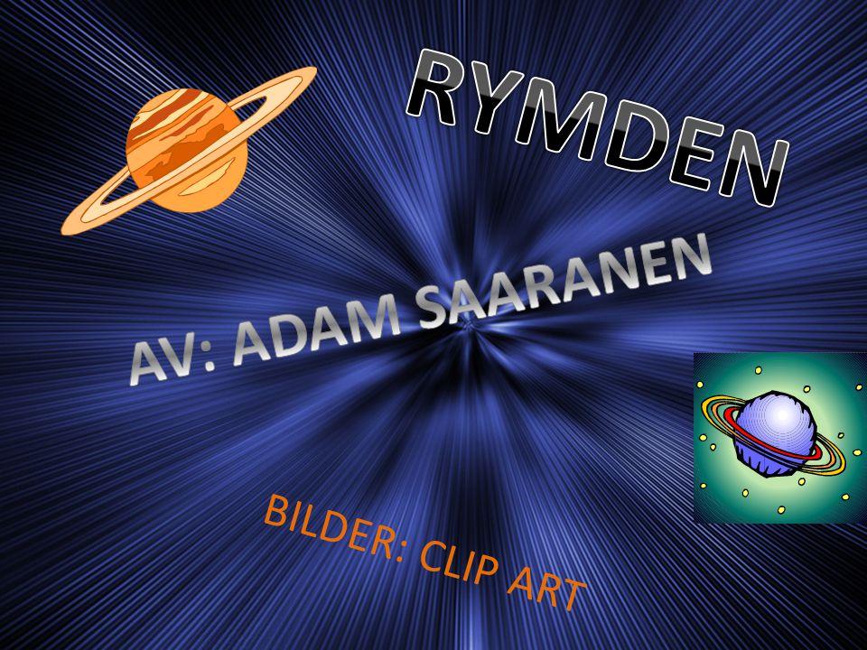 RYMDEN AV: ADAM SAARANEN BILDER: CLIP ART