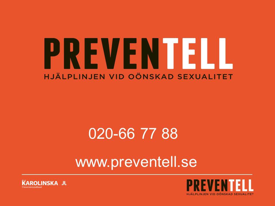 2017-04-07 020-66 77 88 www.preventell.se