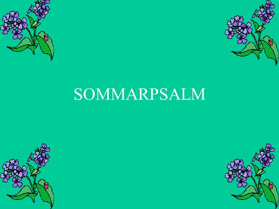 SOMMARPSALM