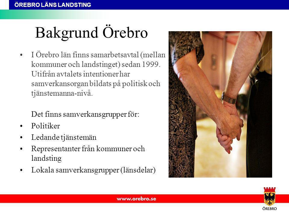 Bakgrund Örebro