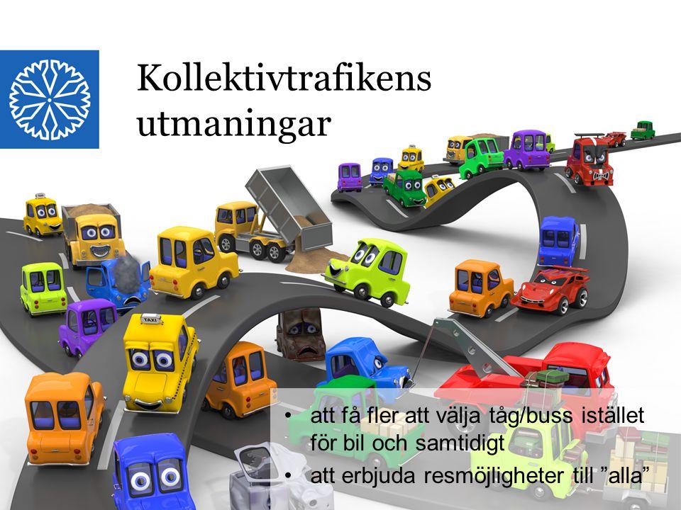Kollektivtrafikens utmaningar