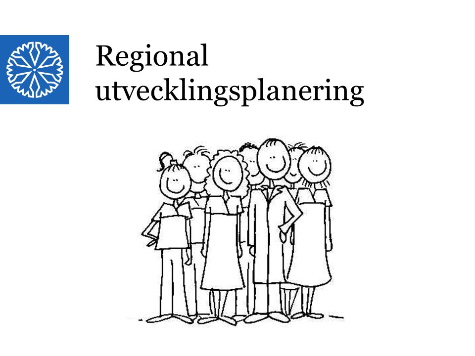 Regional utvecklingsplanering