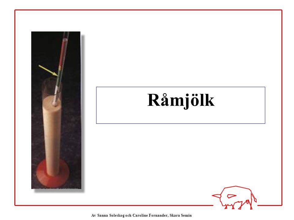 Råmjölk