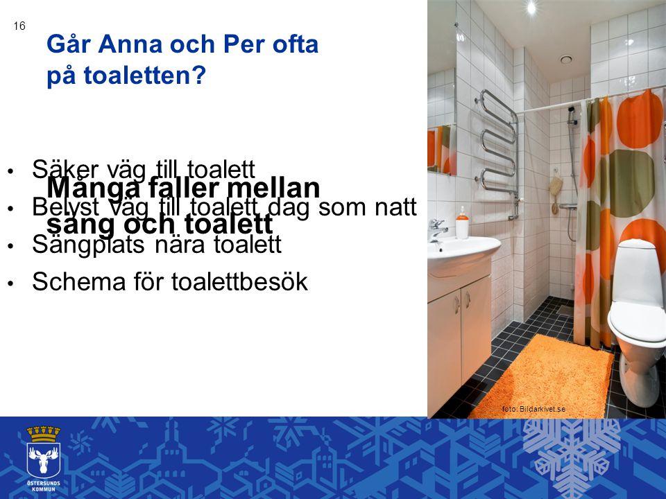Går Anna och Per ofta på toaletten