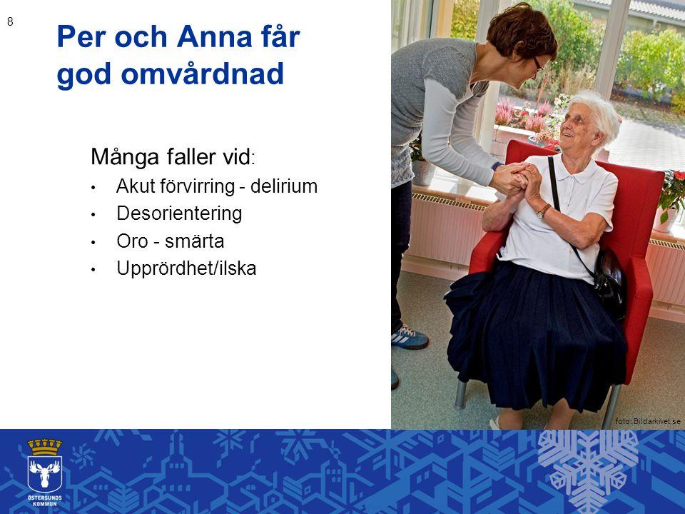 Per och Anna får god omvårdnad