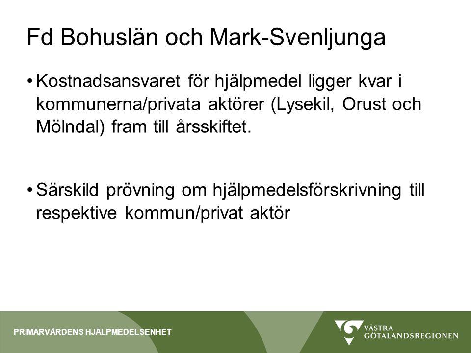Fd Bohuslän och Mark-Svenljunga