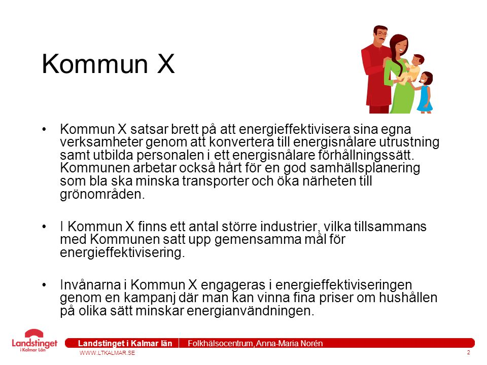 Kommun X