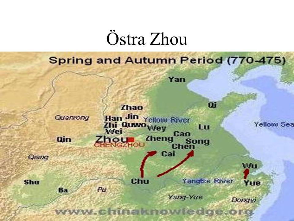 Östra Zhou