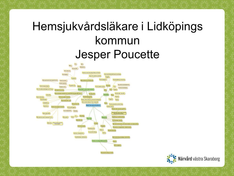 Hemsjukvårdsläkare i Lidköpings kommun