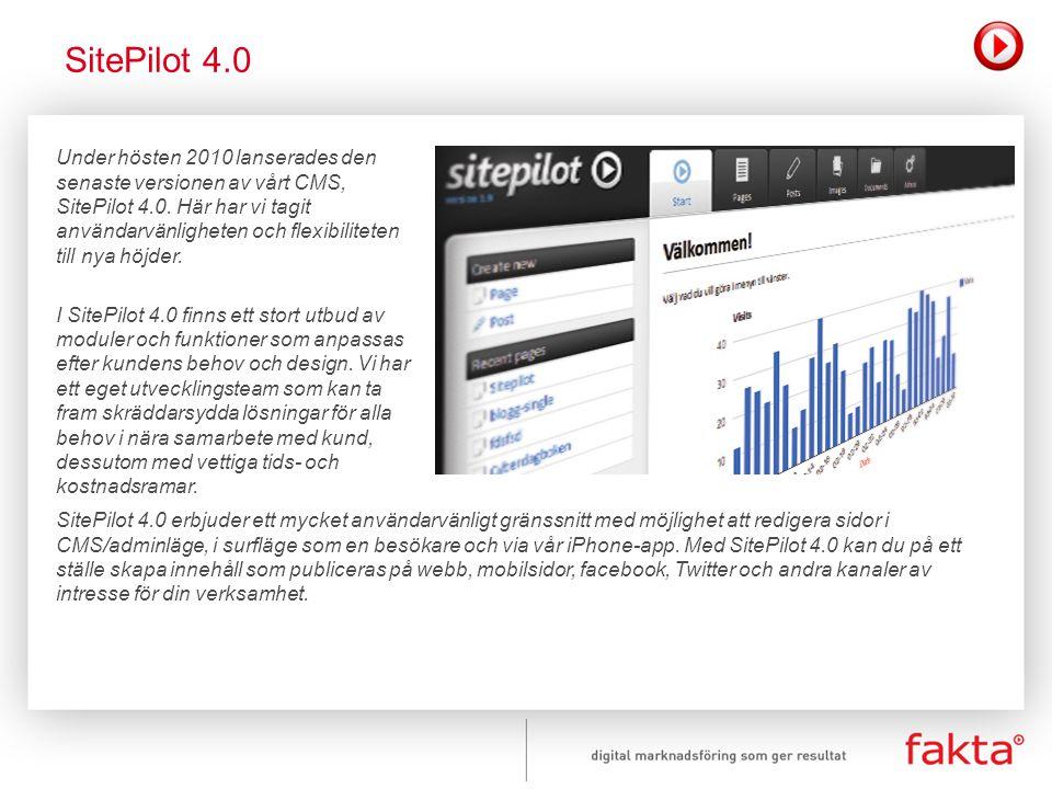 SitePilot 4.0